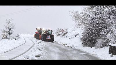 Il freddo non dà tregua, l'avviso è esteso anche alla Calabria