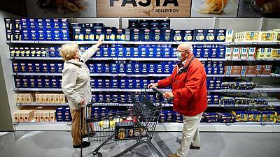 German retail sales jump in March as lockdown meausres ease