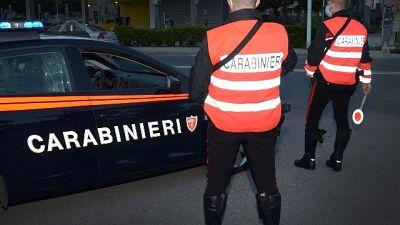 Maxi operazione dei carabinieri di Cagliari