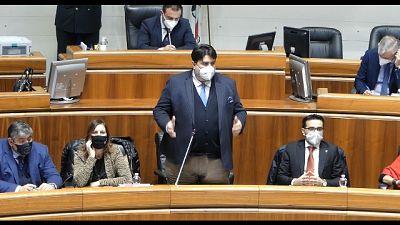 Votato all'unanimità in Consiglio regionale contro il deposito