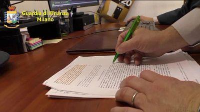 Indagine procura Milano per frode fiscale e autoriciclaggio