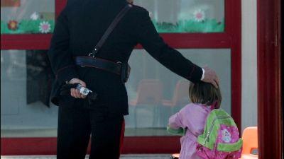 Nel Torinese.Carabinieri documentano casi dopo denuncia genitori