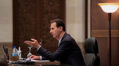 المحكمة الدستورية السورية توافق على خوض الأسد وإثنين آخرين انتخابات الرئاسة