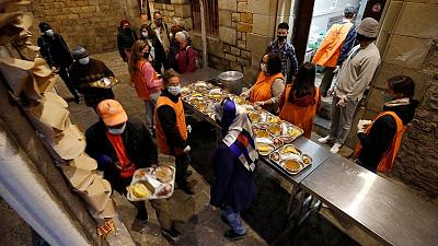 Una iglesia de Barcelona abre sus puertas a las cenas de Ramadán