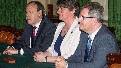 Brexit barriers in focus as N.Ireland's DUP kicks off leadership contest