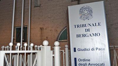 Procura di Bergamo in ordine esibizione di atti