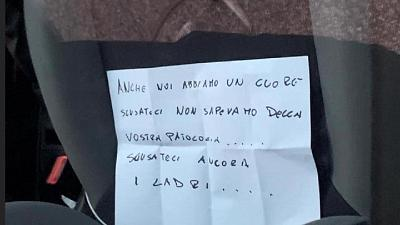 A Bari, ritrovata dai carabinieri dopo appello social