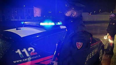 Controlli dei carabinieri nella provincia del Sud Sardegna