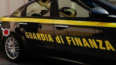 Operazione 'Minerva' di Dda e GdF. Sequestri per 8 mln di euro