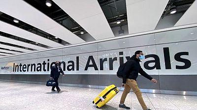 Aviation, travel groups urge fully reopening U.S.-UK travel market
