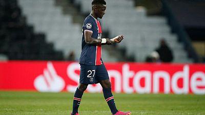 اليويفا: إيقاف السنغالي جاي لاعب وسط سان جيرمان مباراتين أوروبيتين