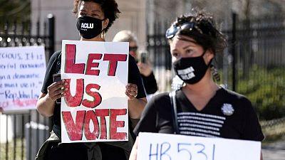 Nueve destacados sindicatos deportivos unen fuerzas para oponerse a restricciones al voto en EEUU