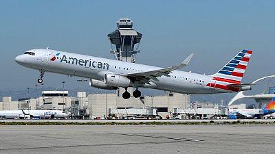 EEUU examina a 1,63 millones de personas en aeropuertos en un día, máximo desde marzo de 2020