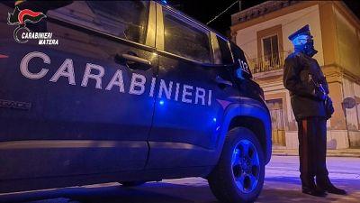 A Rotondella, colpiti con coltellate. Indagano i Carabinieri