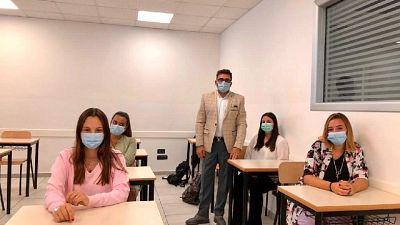 Nappo, studenti devono riappropriarsi quotidianità scolastica