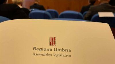 Accolta proposta presidente Assemblea Umbria Squarta