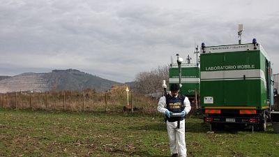 Documento, megadiscarica continua ad inquinare, bonifica urgente