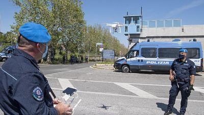 Lunedì i detenuti infettati risultavano 51 in 14 istituti Lazio
