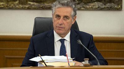 Consigliere Csm a inaugurazione anno giudiziario a Caltanissetta