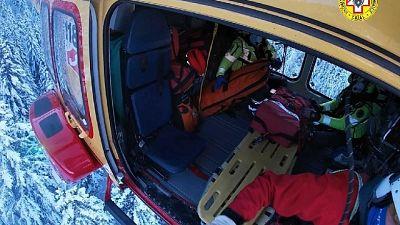 Rianimato dai soccorritori allertati dai compagni, è in ospedale