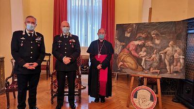Operazione dei Carabinieri. Denunciato un uomo