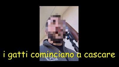 Davanti casa sua, video in indagine polizia Catania su clan