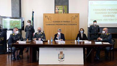 Tra loro gli ex commissari in Calabria Scura e Cotticelli