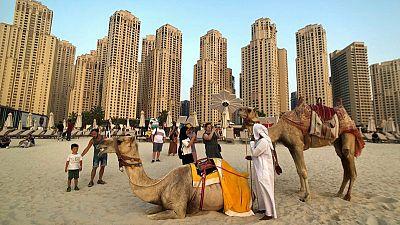 ملخص-دبي استقبلت 5.5 مليون زائر في 2020 و1.26 مليون في الربع/1 من 2021