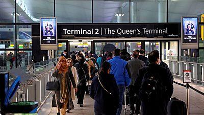 """Reino Unido anunciará en breve la """"lista verde"""" de viajes"""