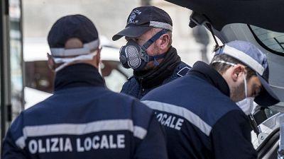 A Genova. Indagini in corso della Polizia Locale