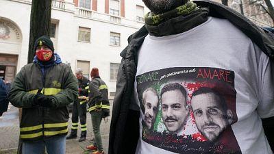 Vicino ad Alessandria nel 2019 morirono tre vigili del fuoco