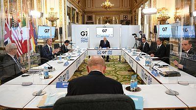 El G7 plantea un mensaje a China: Occidente aún no está acabado