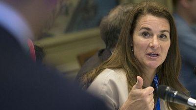 Melinda Gates cree que el gobierno EEUU pronto donará dosis de vacuna COVID