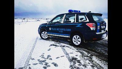 Diversi interventi soccorso ad automobilisti con mezzi in avaria