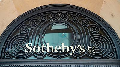 Sotheby's to accept bitcoin, ethereum for Banksy auction