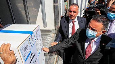 استقالة وزير الصحة العراقي بسبب حريق مستشفى