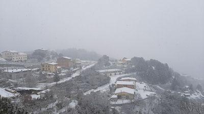 Fiocchi da Crotone a Catanzaro, scuole chiuse in molti comuni