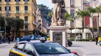 Tra Napoli e provincia, sanzioni a bar e palestre