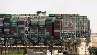 مصدر: محكمة مصرية ترفض طعنا على احتجاز السفينة إيفر جيفن في قناة السويس