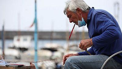 إيطاليا تسجل 9116 إصابة جديدة بفيروس كورونا و305 وفيات