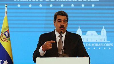 EEUU ve a venezolano Maduro 'enviando señales' al gobierno de Biden