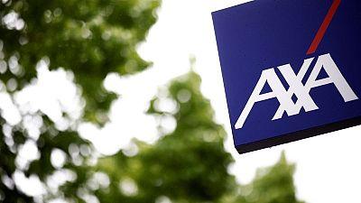 France's Axa predicts solvency ratio rise as confirms XL forecast
