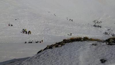 Quattro escursionisti sotto una valanga dal 25 gennaio scorso