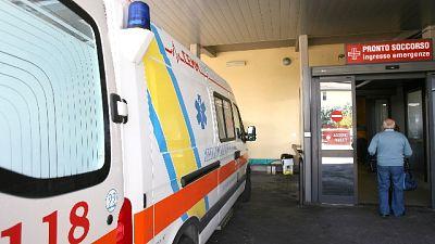 A Firenze, ricoverato in codice rosso all'ospedale di Careggi