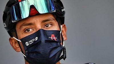 Colombiano Bernal coliderará el equipo Ineos Grenadiers en el Giro de Italia