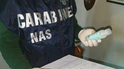 Ministero dopo segnalazione Nas, 'potenziali rischi per salute'
