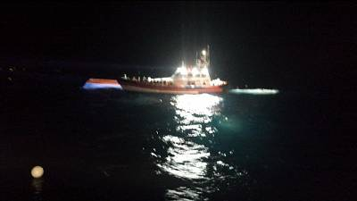 47 salvati da G.Costiera e Gdf, in corso ricerche dispersi