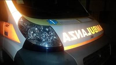 Colpito da proiettile a Quaregna. Ferito anche militare