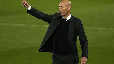 Zidane destaca temple de sus jugadores antes de buscar una nueva final en Champions con el Madrid
