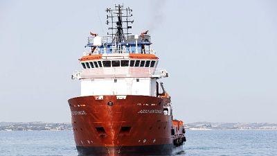 Era su barcone con 232 profughi soccorsi da nave privata
